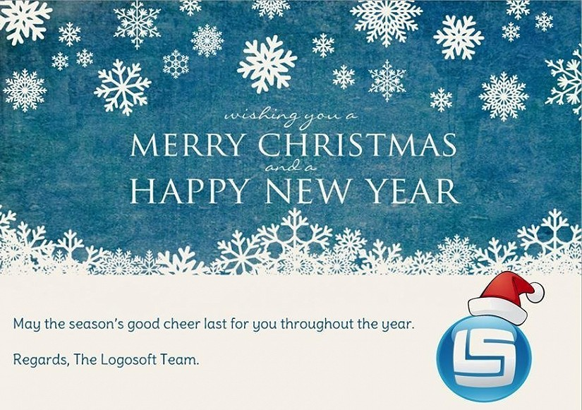 Merry Christmas from all at Logosoft